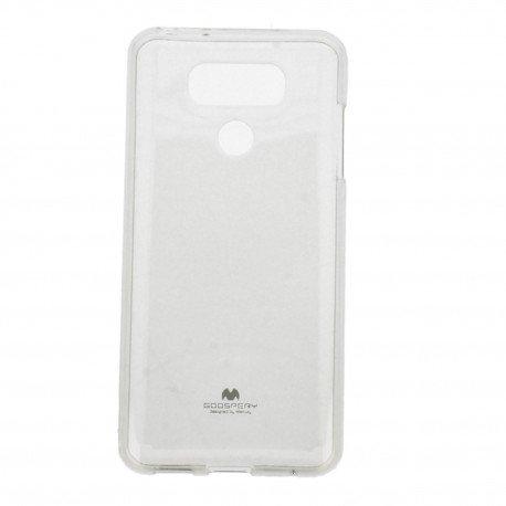 Etui na telefon Jelly Case do G G6 H870 transparentny