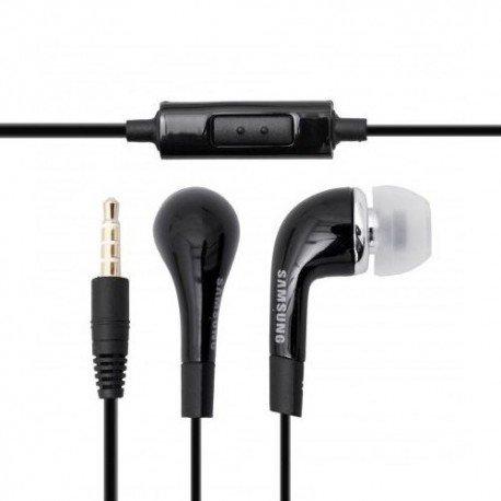 Oryginalne słuchawki Samsung EHS-64 z mikrofonem do telefonu czarne