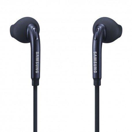 Oryginalne słuchawki Samsung EO-G920BB z mikrofonem do telefonu czarny