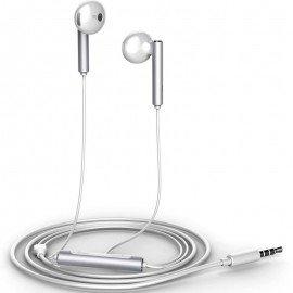 Oryginalne słuchawki Huawei AM115 z mikrofonem do telefonu białe