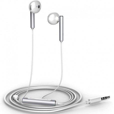 Oryginalne słuchawki Huawei AM116 z mikrofonem do telefonu białe