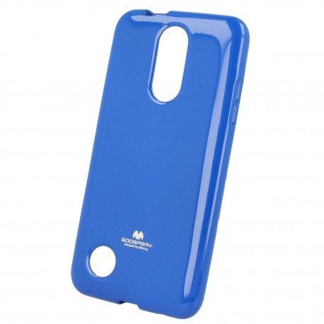 Etui na telefon Jelly Case do LG K4 2017 niebieski