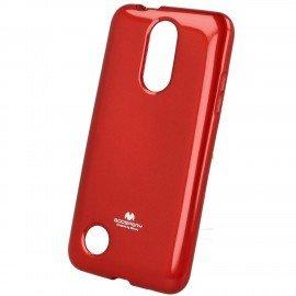 Etui na telefon Jelly Case do LG K4 2017 czerwony