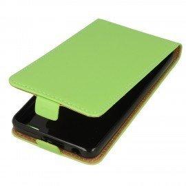 Etui z klapką Flexi do telefonu Xiaomi Redmi 4A zielony