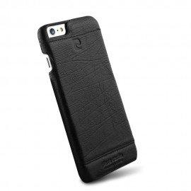 Etui na telefon Pierre Cardin skórzany do iPhone 6 czarny
