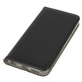 Etui boczne z klapką magnet book iPhone 6 czarny
