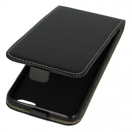 Etui z klapką Flexi do telefonuiPhone 6S czarny