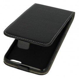Etui z klapką Flexi do telefonuiPhone 6S Plus czarny