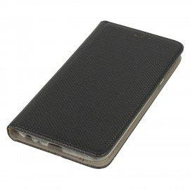 Etui boczne z klapką magnet book LG X Power 2 czarny