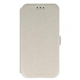 Etui na telefon Pocket Book na Samsung Galaxy J5 2016 biały