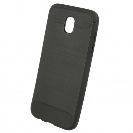 Etui na telefon Carbon Case do Samsung Galaxy J5 2017 czarny