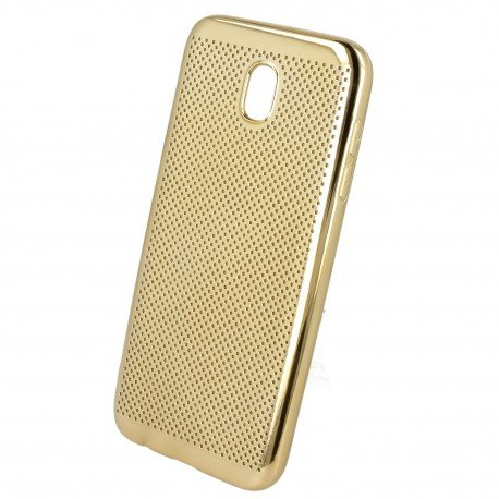 Etui na telefon Radiator Case do Samsung Galaxy J5 2017 złoty