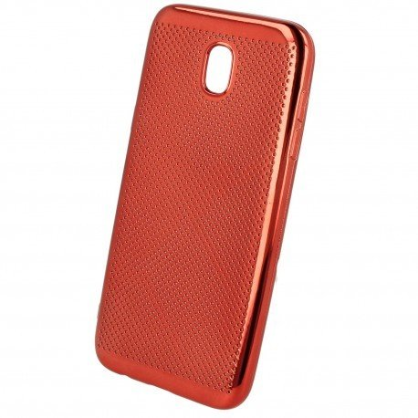 Etui na telefon Radiator Case do Samsung Galaxy J5 2017 czerwony