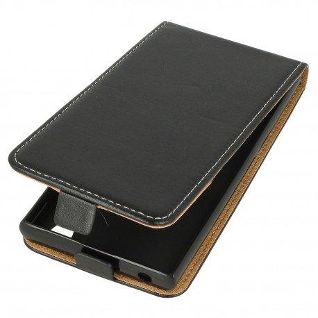 Etui z klapką Flexi do telefonu Sony Xperia L1 czarny