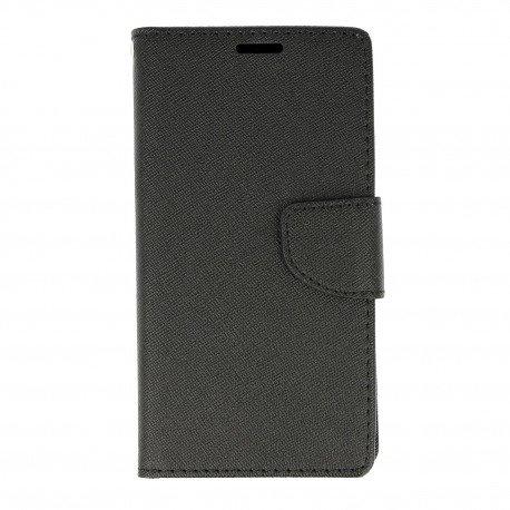 Etui portfelowe Fancy na telefon Xiaomi Redmi 4X czarny