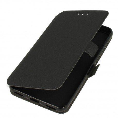 Etui na telefon Pocket Book do Huawei Y6 2017 czarny