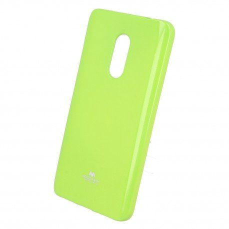 Etui na telefon iJelly Case do Xiaomi Redmi Note 4 limonka