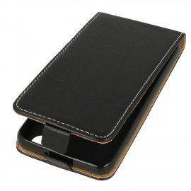 Etui z klapką Flexi do telefonu LG Q6 czarny