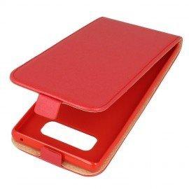 Etui z klapką Flexi do telefonu Samsung Galaxy Note 8 czerwony