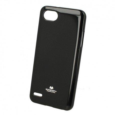 Etui na telefon iJelly Case do LG Q6 czarny