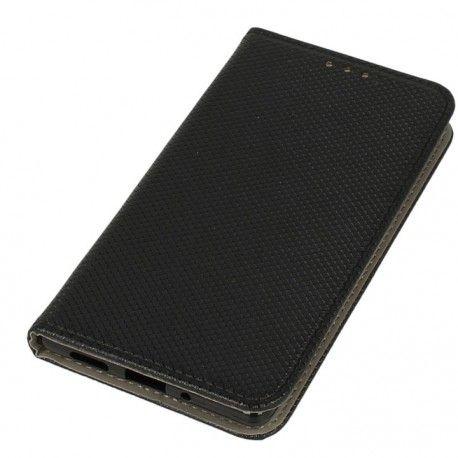Etui boczne z klapką magnet book Nokia 3 czarny