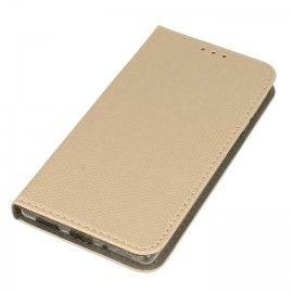 Etui boczne z klapką magnet book Nokia 3 złoty