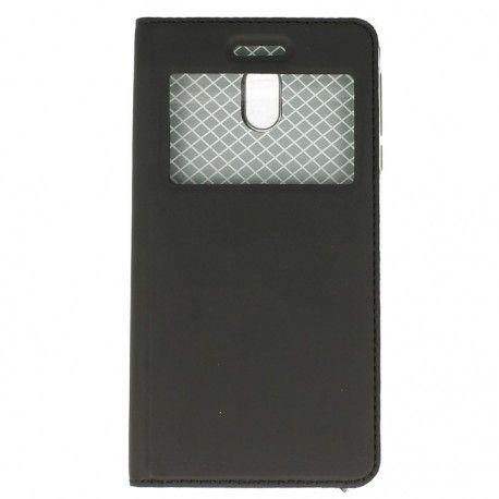 Etui S-View z funkcją podstawki do Nokia 3 czarny
