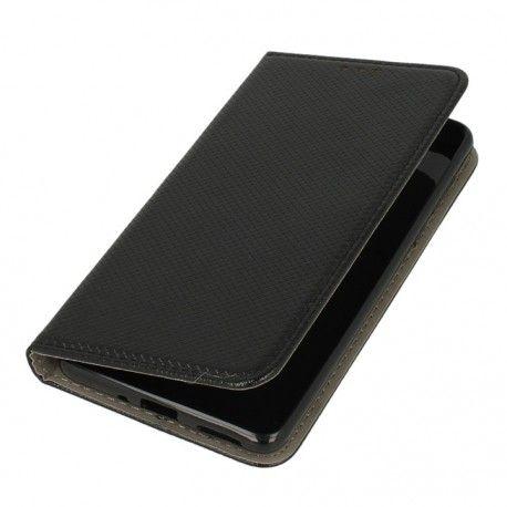 Etui boczne z klapką magnet book Nokia 5 czarny