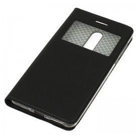 Etui S-View z funkcją podstawki do Nokia 5 czarny