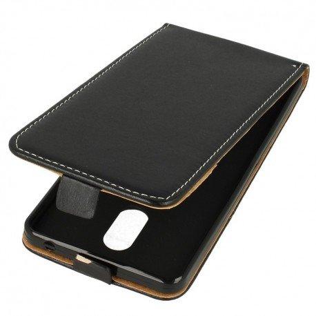 Etui z klapką Flexi do telefonu Nokia 6 czarny