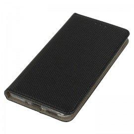 Etui boczne z klapką magnet book Nokia 8 czarny