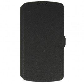 Etui na telefon Pocket Book na LG K4 LTE K130e czarny