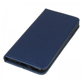 Etui boczne z klapką magnet book Nokia 5 granatowy