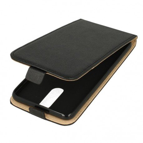Etui z klapką Flexi do telefonu Huawei Mate 10 Lite czarny