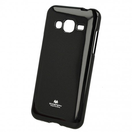 Etui na telefon Jelly Case do Samsung Galaxy J5 2016 J510F czarny