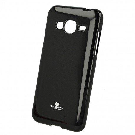 Etui na telefon Jelly Case do Samsung Galaxy J5 2016 J510F czarny