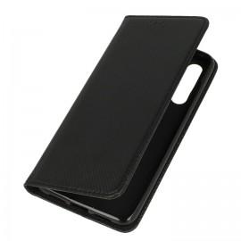 Etui portfelowe z funkcją podstawki Huawei P20 Pro czarny