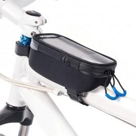 Sakwa uchwyt rowerowy Roswheel na telefon/smartfona 4.7-5.2 cali czarny