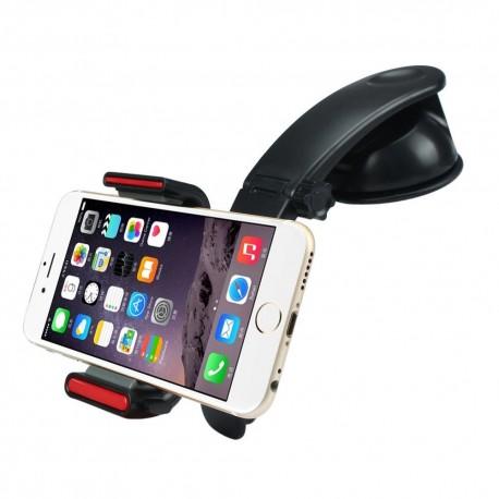 Uchwyt samochdowy na telefon kokpit nawiew szybę