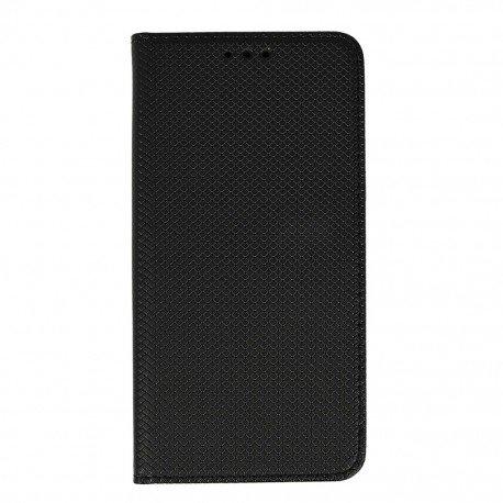 Etui boczne z klapką magnet book Samsung Galaxy J5 2016 J510F czarny