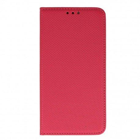 Etui boczne z klapką magnet book Samsung Galaxy J5 2016 J510F różowy