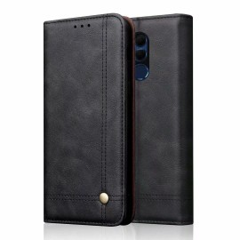 Etui portfelik prestige Huawei Mate 20 Lite czarny