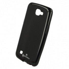 Etui na telefon Halssen Case do LG K4 LT K130e czarny