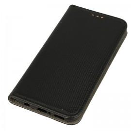 Etui portfelik czarny na Huawei Mate 20 Lite