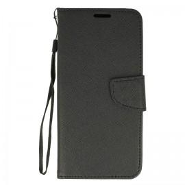 Etui fancy czarny na Huawei Mate 20 Lite