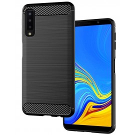 Etui Pancerne Carbon do SAMSUNG GALAXY A7 2018