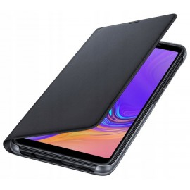 Oryginalne etui wallet SAMSUNG GALAXY A9 2018 czarny