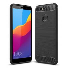 Etui Case czarny do Huawei Y6 Honor 7A