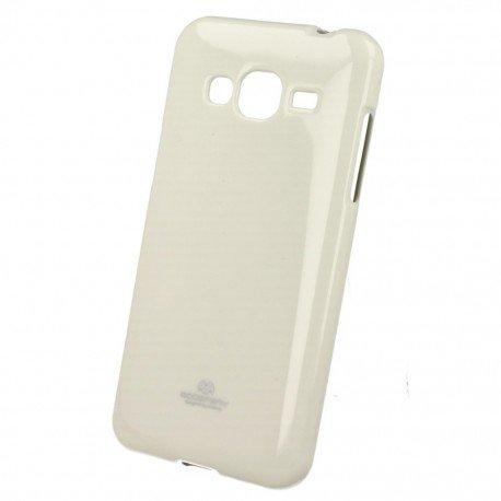 Etui na telefon Jelly Case Samsung Galaxy J7 2016 J710F biały
