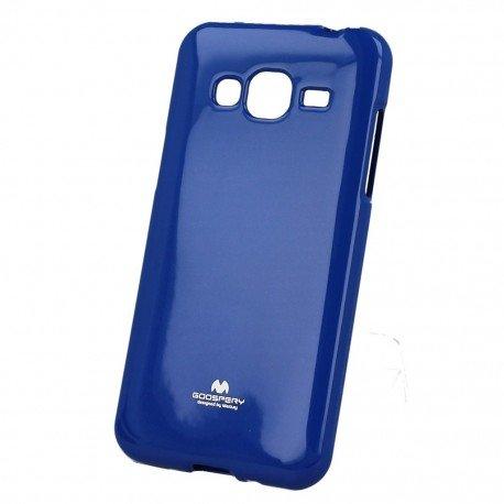 Etui na telefon Jelly Case Samsung Galaxy J7 2016 J710F niebieski
